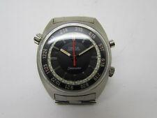 Vintage 60's Omega  CHRONOSTOP JUMBO Seamaster 865 Chrono 145.008 on Bracelet