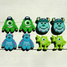 40pcs Monster University Hot Cartoon PVC Shoe Charms Accessories Kids Cute Gift