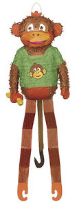Pinata - Monkey (Dangle Leg)