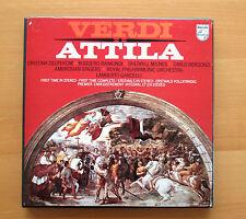 6700 056 Verdi Attila Deutekom Raimondi Gardelli Philips 3xLP + booklet NM/EX