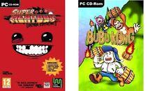 Super Meat Boy - Ultra Edition & bubukong bubu kong   new&sealed