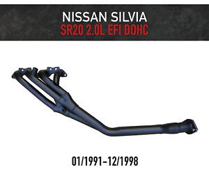 Headers / Extractors for Nissan Silvia SR20 (1989-1996) 2.0L DOHC EFI