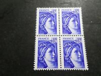 FRANCE 1978, BLOC timbre 1963, SABINE, neuf**, VF MNH STAMP