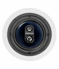Polk RC6s Single Stereo In Ceiling 100W Speaker For Bathrooms Kitchens