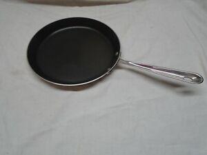 ALL-CLAD 10 INCH SKILLET / FRYING PAN / CREPE PAN