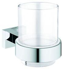 1 Articles et textiles argentés en verre pour la salle de bain