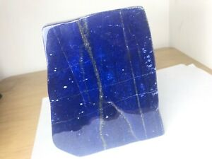 Royal Blue Top Grade Lapiz Lazuli Polished Free form Mineral specimen LP1002