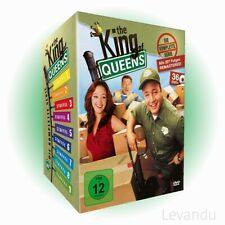 DVD-Box THE KING OF QUEENS - DIE KOMPLETTE SERIE (Staffel 1-9) - 36 DVD's