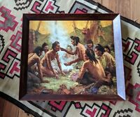 """VALUE! ● """"Blessings from the Medicine Man"""" - 75/732 Signed, By Howard Terpning"""