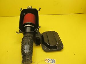 HONDA 85 / 86 350X (ATC 350 X) OEM Full air cleaner box assembly w/ lid & hoses