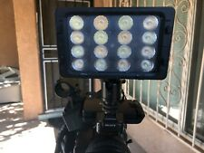 Switronix Torch LED TL-BT220 On-Camcorder Bicolor dimmable light
