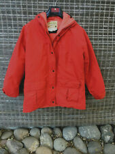 WOMEN's CABELAS GORE-TEX HOOD JACKET THINSULATE SIZE L