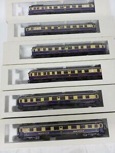 Liliput 823 00 H0 Rheingold Salonwagen 20508 1. Klasse der DRG