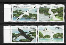 PALAU 1984 BIRDS set of 4 MINT NH