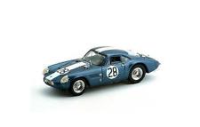 Ferrari 250 GT Sperimentale Sebring 1962 Hugus-Reed 7198 1/43 Bang  made  Italy