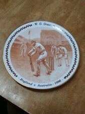 W.G.Grace Collector Gallery Limited Edition Royal Doulton Fine Bone China Plate