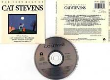 """CAT STEVENS """"The Very Best Of"""" (CD) 1990"""