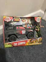 THE CORPS Strike vehicle, 2019 The Corps Armored Attack Vehicle Lanard Toys New