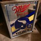 Miller High Life - Minnesota Vikings Mirror