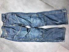 BKS Mens Denim Motorcycle Jeans