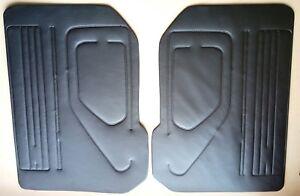 DAIHATSU F20/TAFT/WILFCAT  Door Panel Trim Board SET 1979-1982 BLACK COLOR