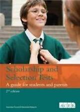 NEW Scholarship and Selection Tests By Rebecca Leech Paperback
