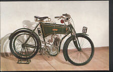 Motorcycle Postcard - 1902 Kerry Motorbike, Murray's Motor Cycle Museum DP451