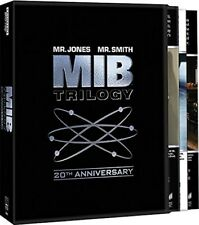 Men in Black Trilogy (MiB)(DigiPack)(4K Ultra HD)(UHD)(Atmos)