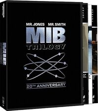 Men in Black Trilogy (MiB)(DigiPack)(4K Ultra HD)(UHD)(Atmos)(Pre-order / Dec 5)