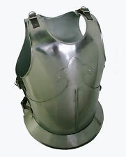 Brustplatte Rückenpanzer Ritterhelm Rüstung Larp Mittelalter Harnisch sca R245