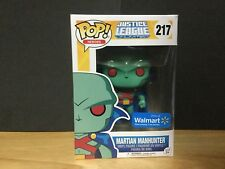 Funko Pop Martian Manhunter **Damaged** Walmart Exclusive Justice League DC