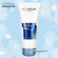 1x100 g. L'oreal White Perfect SCRUB Anti Dullness Face Wash Foam Whitening