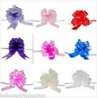 Wedding Car Ribbon with 3 bow Decoration Kit Available in all colours