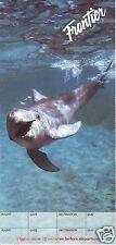 Ticket Jacket - Frontier - Bottlenose Dolphin - 1999 (J1365)