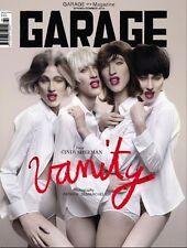 GARAGE Magazine 4,Cindy Sherman,Patrick Demarchelier,OPHELIE RUPP,Aimee Mullins