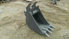 "18"" quick attach bucket built to fit kubota U-45 excavator Guaranteed Fit"