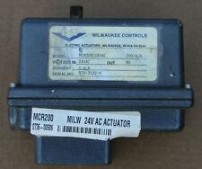 Milwaukee MCR200I 24VAC Electric Actuator
