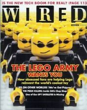 Like New WIRED MAGAZINE February 2006: LEGOs, the Dark Knight, and More!