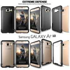 Samsung Galaxy A7 2016 Tpu Silicon Bumper Skin Case Cover Protective Shockproof