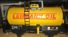 More details for rare lgb lehmann oil tanker car - made in germany - g scale - nice condition