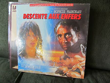 DESCENTE AUX ENFERS Georges Delerue SEALED LP french lp '86 sophie marceau OST!!