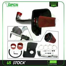 """3.5"""" Cold Air Intake System & Filter for 09-14 Chevy Tahoe 09-13 Gmc Sierra 1500"""