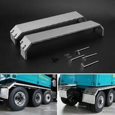LESU Metal Mudguard for 1/14 RC DIY 3Axles TAMIYA Dumper Truck Car Model Trailer