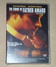 Crime of Father Amaro R4 RARE SPANISH NEW DVD GAEL GARCIA BERNAL CARLOS CARRERA