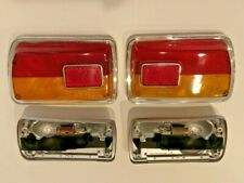 Alfa Romeo GTV Tail Light Assemblies 105 Giulia 1964-1969 Carello Iso Griffo
