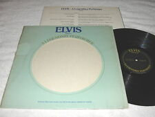 "Elvis Presley ""A Legendary Performer-Volume 2"" 1976 Rock LP, Nice VG++!, Two,II"