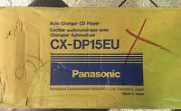 Panasonic CX-DP15EU 12-Disc CD Changer NEW OLD SCHOOL RARE!!!!