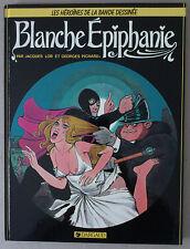 PICHARD   **  BLANCHE EPIPHANIE 1 **  EO CARTONNÉE COULEURS 1984