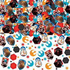 STAR WARS Force Awakens CONFETTI VALUE PACK ~ Birthday Party Supplies Decoration