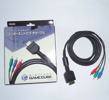 Nintendo GameCube Component Cable video cable With Original Box